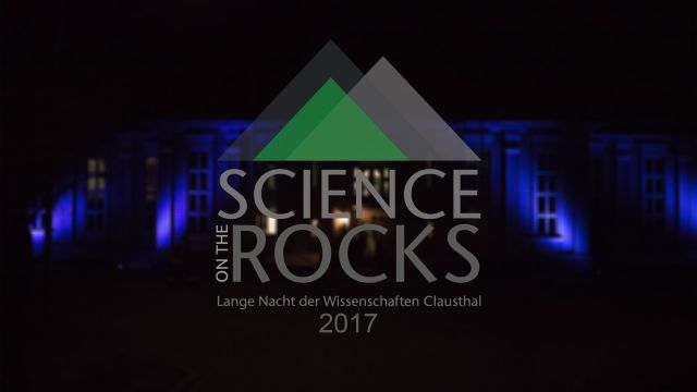 Aftermovie Science on the Rocks 2017