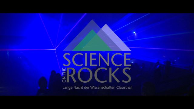 Aftermovie Science on the Rocks 2018